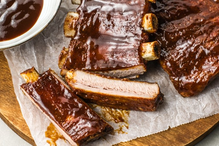 Instant Pot Barbecue Ribs