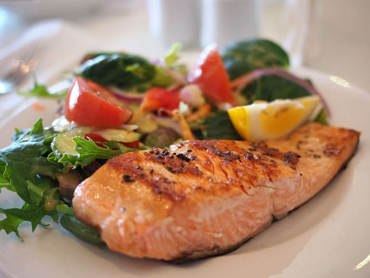 Maintain a Protein Rich diet to keep maintaining muscle