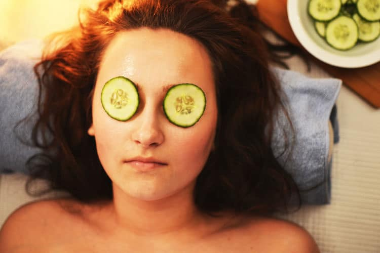Treat yourself to a spa day at home!