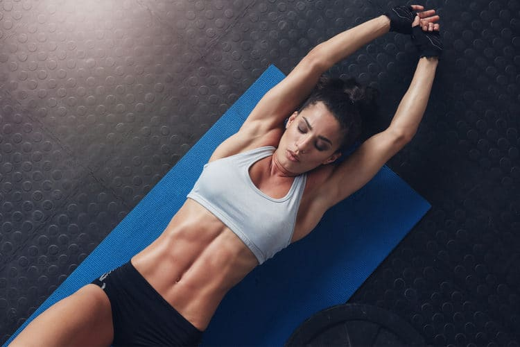 10 minutes to toned obliques