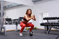 12-Minute Squat Challenge to Get a Firm, Round Butt