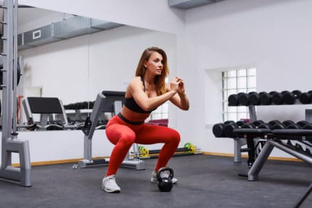 Are You Up for Trying this 12-Minute Squat Challenge to Get a Firm, Round Butt?