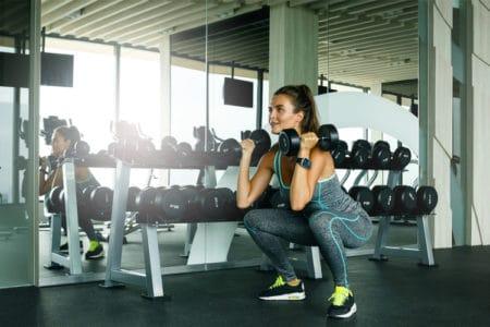 7-Day Squat Challenge
