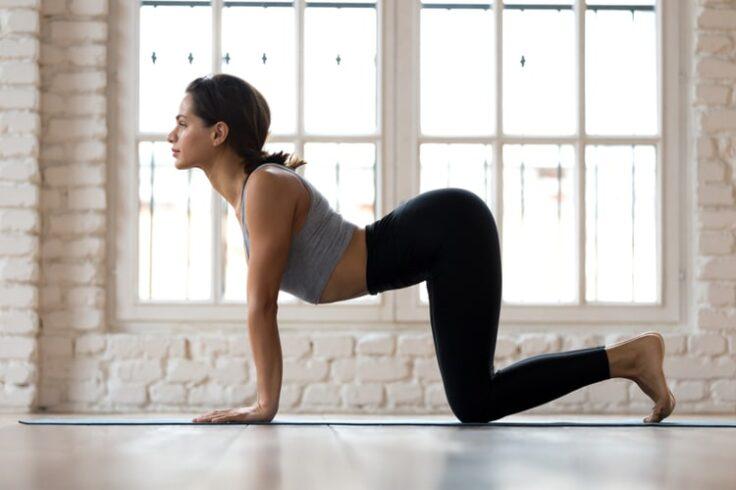 flexibility routine