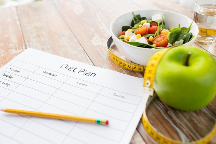 Diet plan for metabolic confusion