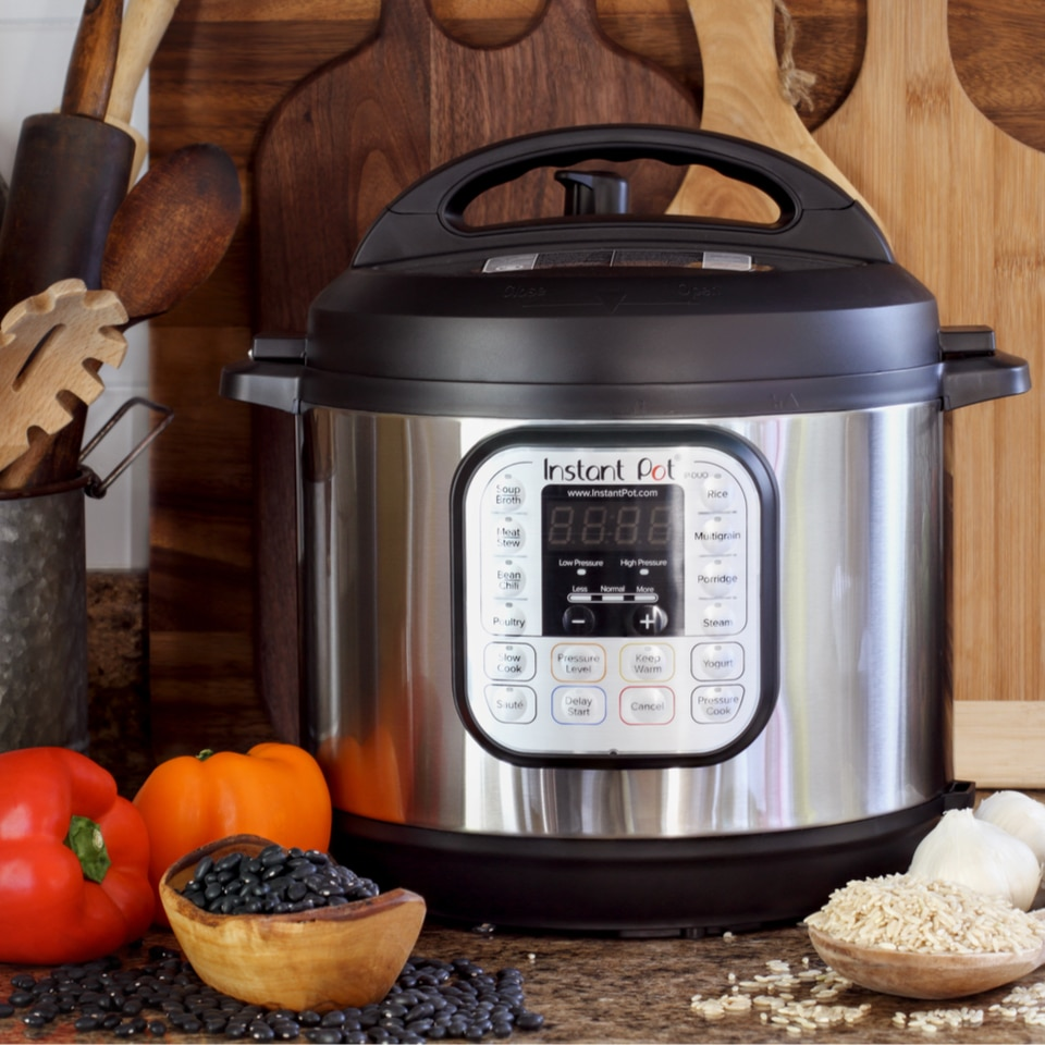 FREE Instant Pot Cheat Sheet Download