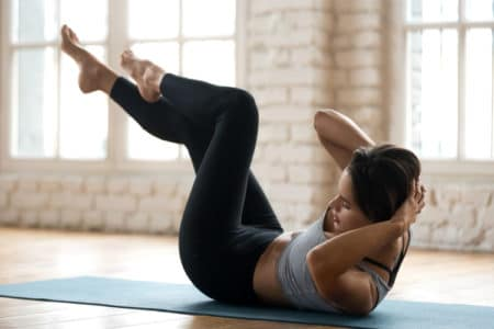 7 Moves for Rock Hard Abs