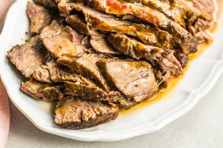 Instant Pot Sunday Pot Roast