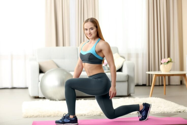 The Best Beginner's Home Workout for Women