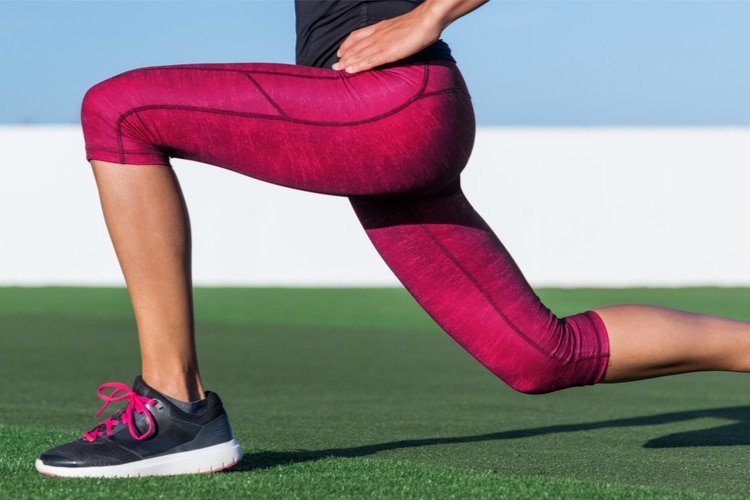 These 12 Thigh-Blasting Exercises hit your thighs inside and out, to help build thigh muscle while blasting fat to give you toned and firm legs.