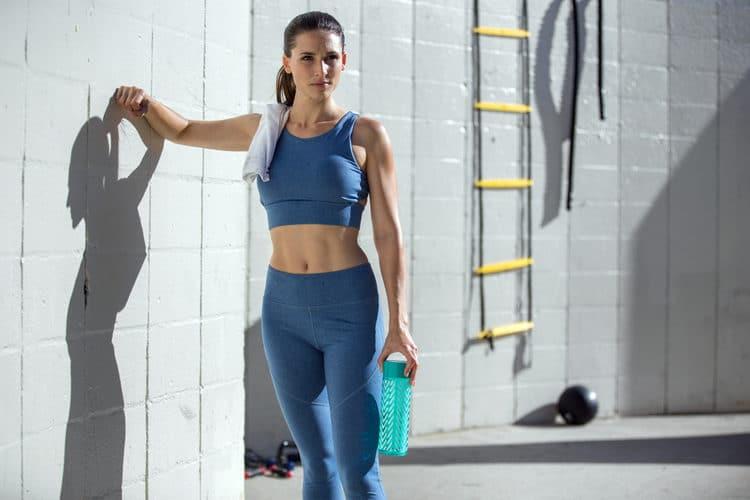 14-day beginner's waist-slimming challenge