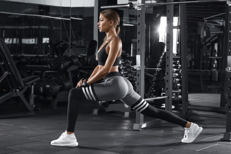 14-Day Lunge Your Way to Long and Lean Legs Challenge