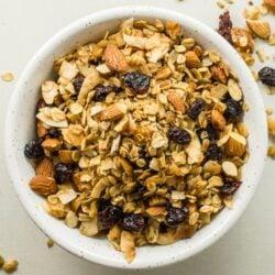 crunch granola cereal