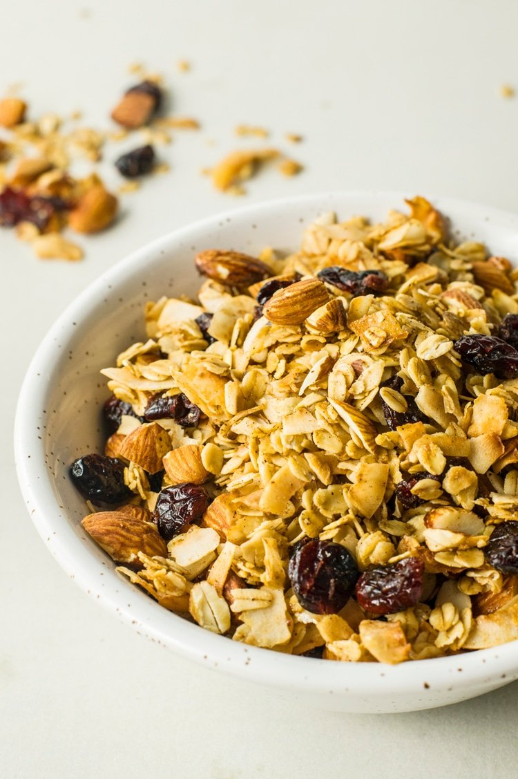 Try this delightfully crunchy breakfast option.