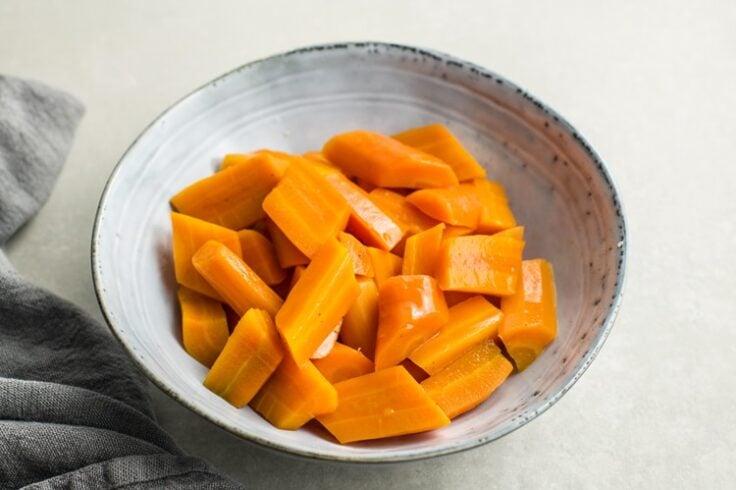Instant Pot Spiced Orange Carrots