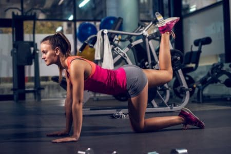 The Do-Anywhere Glutes Routine