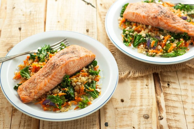How to Build The Perfect Skinny Dinner