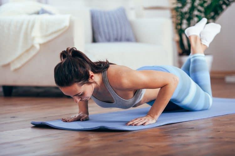 No-Gym Beginner's Fat-Blasting Workout