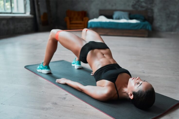 The Best Abs Workout At Home
