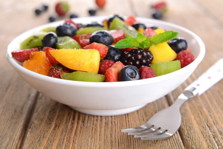 Fruits to Eat on a Low-Carb Diet