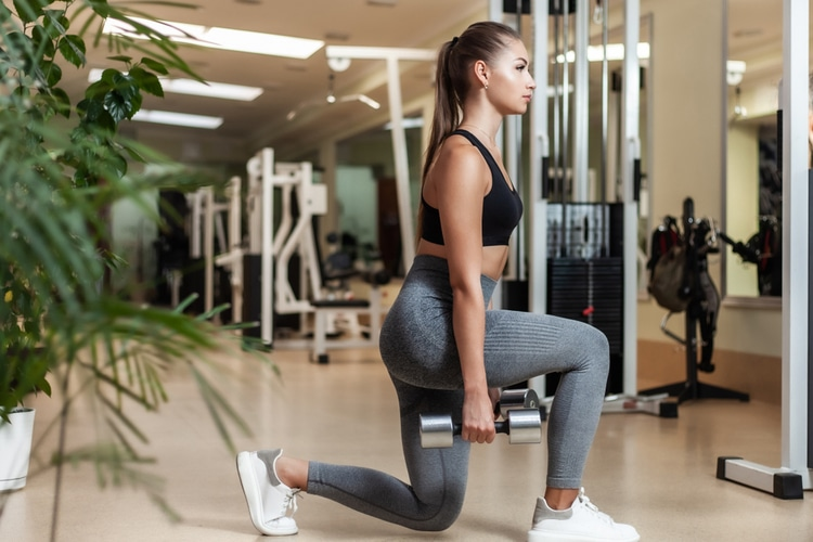 This is the Perfect Workout to Build Strength & Stamina: 30-Minute Squat and Lunge Challenge