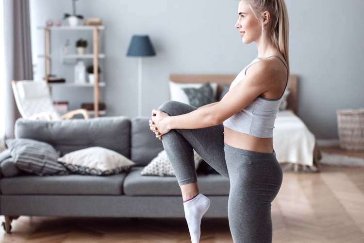 5 Indoor Workouts for When it's Too Cold Outside