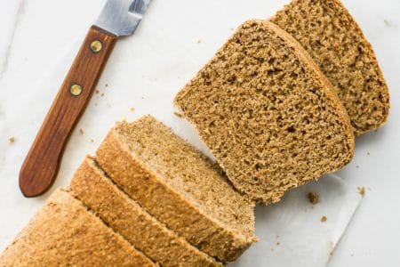 Grandma's Homemade Wheat Bread Recipe