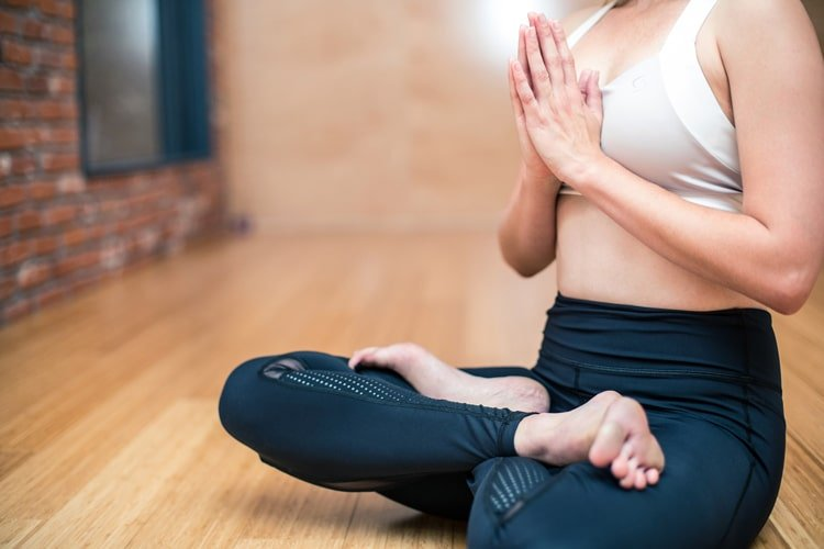 Practice meditation for weight loss