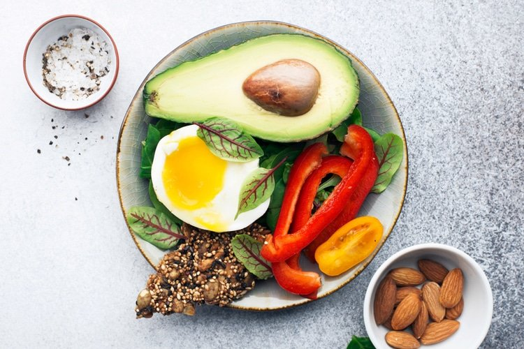 Increase Consumption of High-Quality Food like produce and lean protein