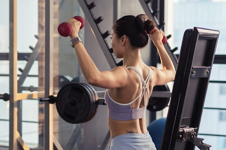 5-minute daily workout for stronger arms