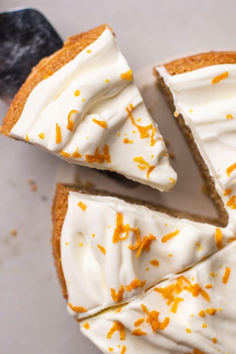 Gluten-Free Orange Cake