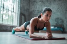 HIIT Your Core In Under 10 minutes