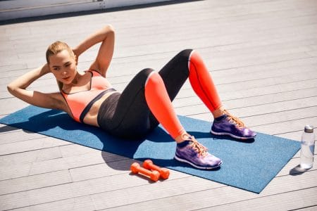 The Best Ab Workout for Busy People