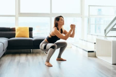 Home Workouts, Easy Recipes, and Other Ways to Stay Healthy