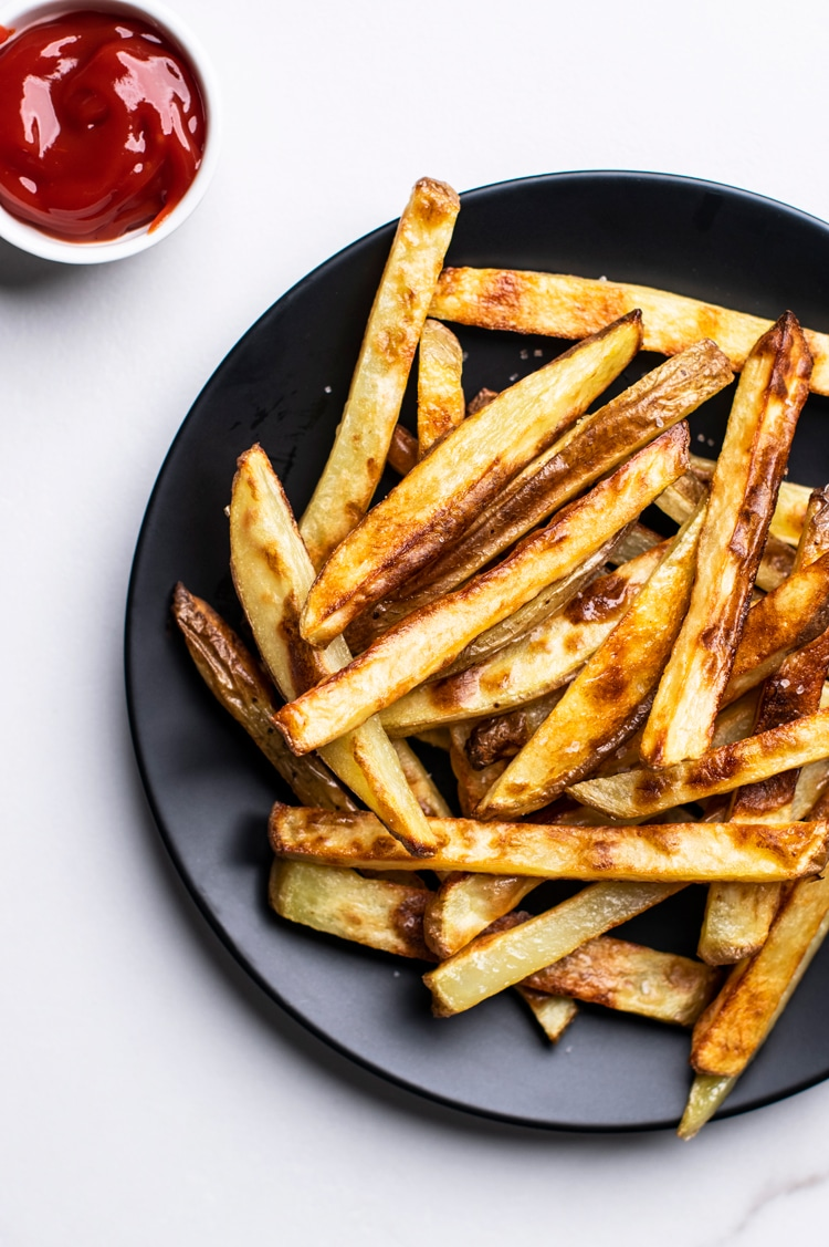 Crispy Pan-Roasted French Fries