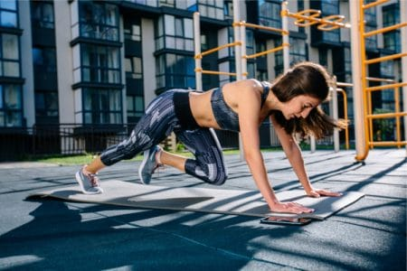 From Beginner to Advanced 30-Day Workout Challenge