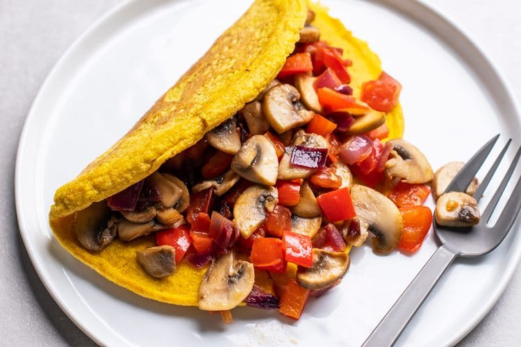 A vegan breakfast that's full of flavor!