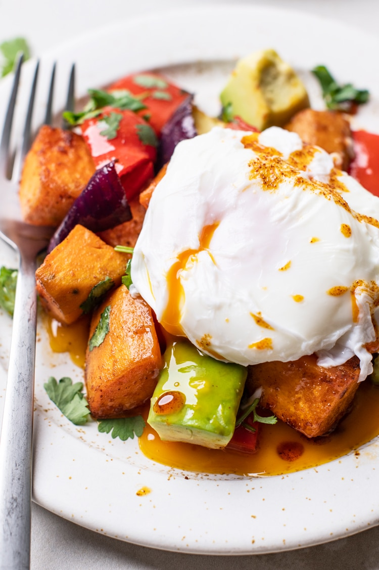 Southwest Sweet Potato Hash