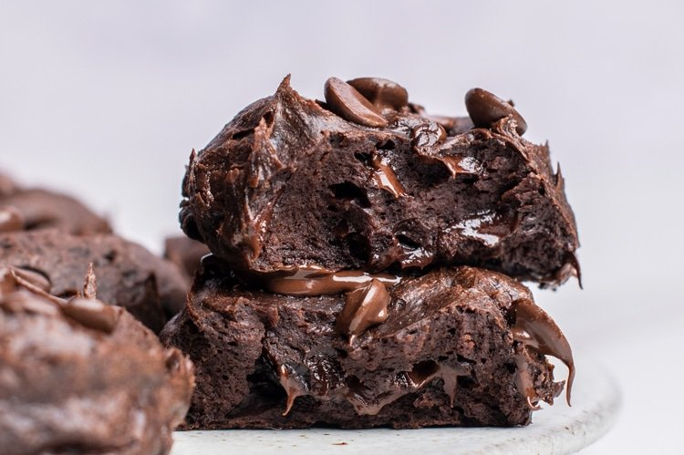 Rich and chocolatey goodness that also happens to be gluten-free!