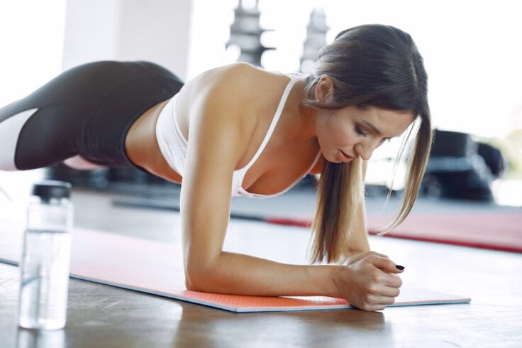 This is the nly workout for abs you'll need