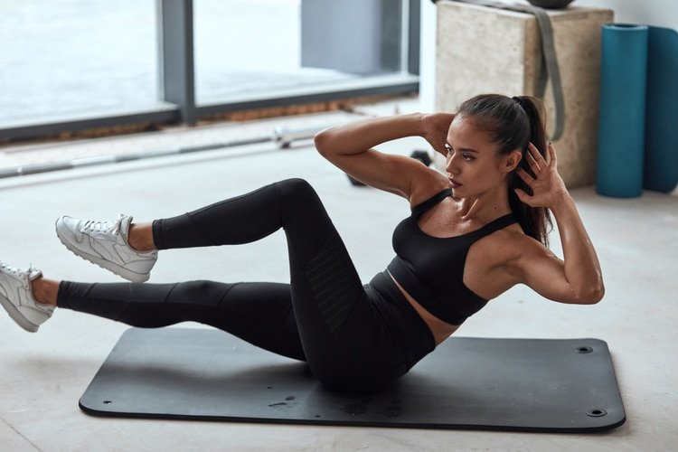 Weekly Workout Plan abs workout