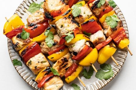 Spicy Grilled Pork Kebabs for the Perfect Summer Meal