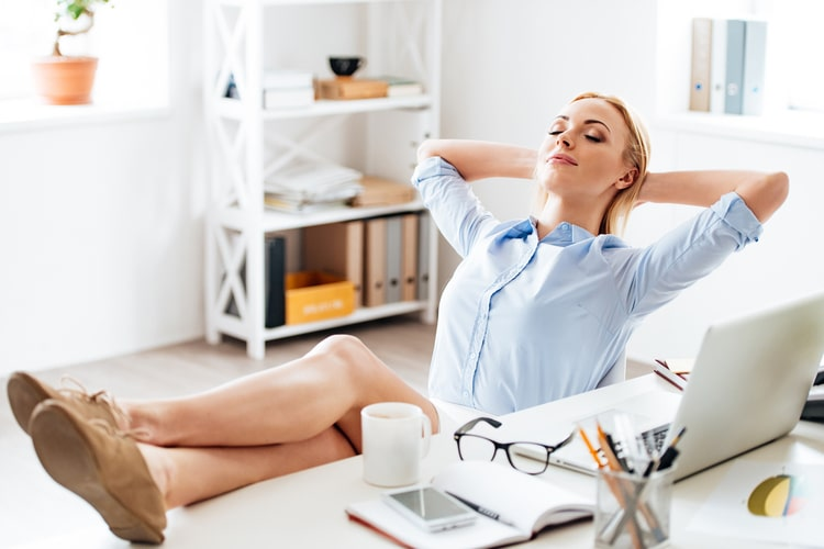 Simple Tips to Limit Distraction and Stay Focused While You Work From Home Relax