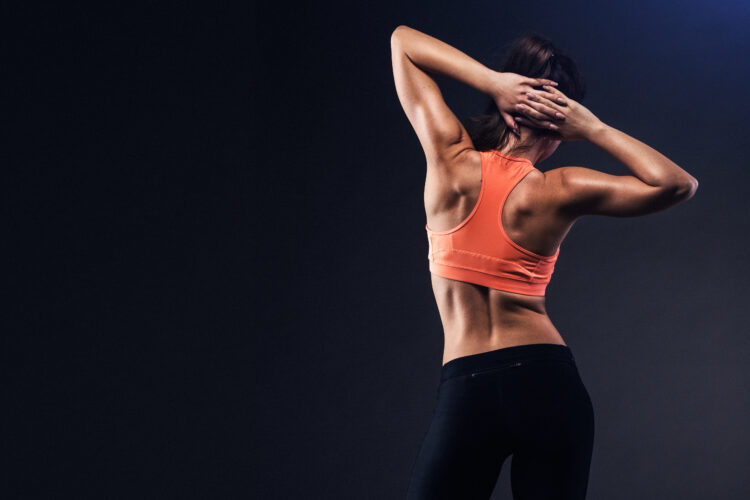 Want a Beautiful Back and Toned Arms before Summer? Try This Amazing 20-Minute (or Less) Routine