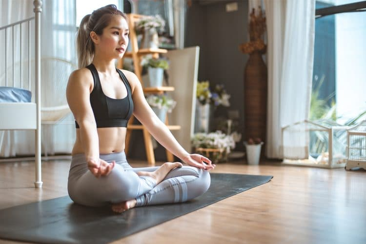 Yoga And Stretch Routines To Keep You Relaxed and Stress Free