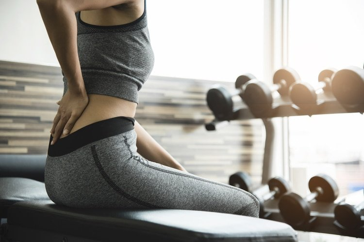Know the difference between soreness and pain/injury and when to stop working out