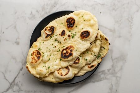 A Versatile No-Yeast Flatbread Recipe