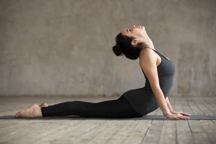 This 10-minute back routine to help improve posture offers five exercises to help realign your spine and strengthen your back muscles