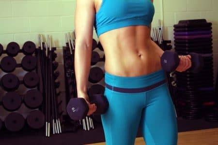 21-Day Fitness Ab Challenge for Total Body Toning