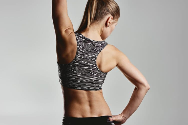 best back workout for women